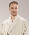 Rayon (Bamboo) / Organic Full Length Bathrobe