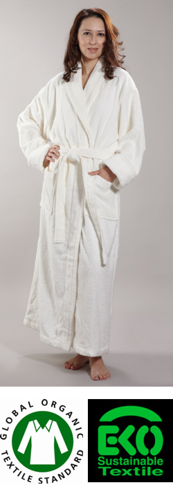 ORGANIC OPTIMAL BATHROBE