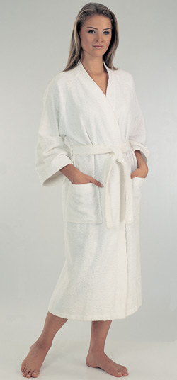 ATLANTIS BATHROBE